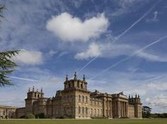 Blenheim Palace - Birthplace of William Churchill