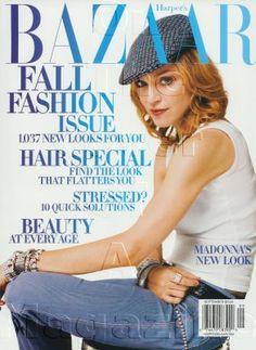 Bazaar September 2003 - Madonna