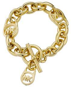 Gifts for Mom under 100: Michael Kors Bracelet BUY NOW!