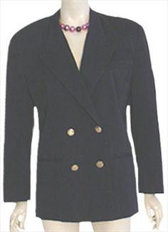 Georges Marciano Vintage 80s Jacket