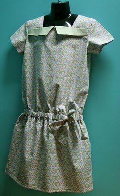 Croquet Dress by O+S  Full tutorial