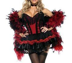 Burlesque & Showgirl Costumes
