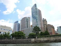The Ritz Carlton, Battery Park, Hudson River, New York City