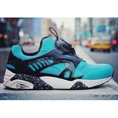 Ronnie Fieg x #PUMA Disc Blaze #mens #shoes #fashion thing shoe, shoe