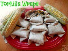 LRJ Rae - Tortilla Wraps
