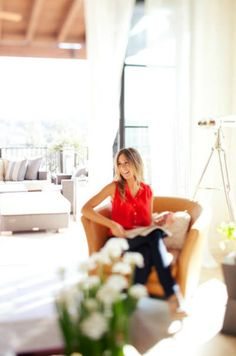 HGTV Blogger of the Month: Camille Styles