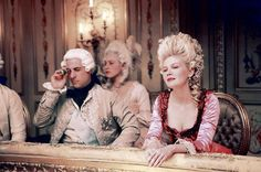 Marie Antoinette sure loved the opera.  And also cake.  So they tell me.