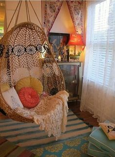 How comfy is this in your bedroom!? #anthrofave!