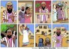 Zacchaeus Bible Lesson Plan--ideas for toddlers-PreK