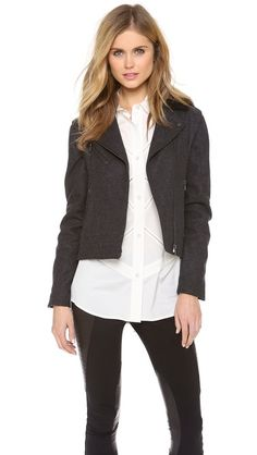 Rag & Bone Bowery Jacket | selected by jamesdrygoods.com for the made in america: contemporary project | #madeinusa |