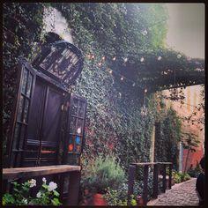 Secret Garden... Downtown Los Angeles. MurphyDeesign Instagram