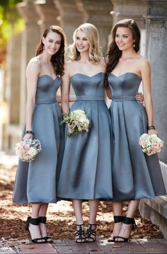A Line Bridesmaid Dr