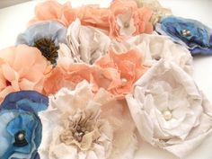 handmade fabric flowers by Resurrection Rags, via Flickrhttp://pinterest.com/pin/create/bookmarklet/?media=http%3A%2F%2Ffarm6.staticflickr.com%2F5172%2F5452204031_4ffb10bcb1_z.jpg=http%3A%2F%2Fwww.flickr.com%2Fphotos%2Fbluebutterflyart%2F5452204031%2Fin%2Fphotostream=handmade%20fabric%20flowers%20%7C%20Flickr%20-%20Photo%20Sharing!_video=false=handmade%20fabric%20flowers%20by%20Resurrection%20Rags%2C%20via%20Flickr#