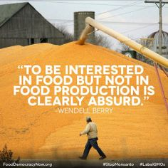 You have the right to know how your food is being produced! Monsanto and the GMA are aiming to deny Americans their basic right to mandatory GMO labeling which doesn't allow consumers to make an informed decision. We can't allow them to get away with it! Take action: http://action.fooddemocracynow.org/sign/stop_Monsantos_secret_plan_to_kill_GMO_labeling #GMOs #Food #righttoknow #labelGMOs #StopMonsanto