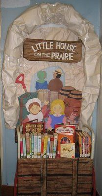 Little House on the Prairie Display