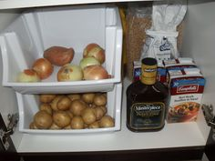 "Organizing the Cupboards - The ""Pantry"" - Inspires me to redo my pantry, again."