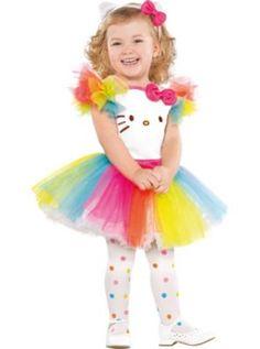 Baby Tutu Hello Kitty Costume