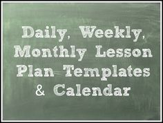 Four complete sets of planning templates to help you with your daily, weekly, and monthly lesson and unit planning. Ready to be printed and added to your planning binder/folder. All pages are provided in Word format, allowing you to make any changes to suit your individual timetable. 190 pages in total. $