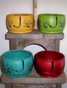 I want a yarn bowl!