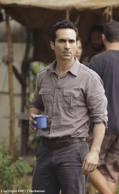 Image Detail for - Richard Alpert Lost Sexy Nestor Carbonell Image - Richard Alpert Lost ...