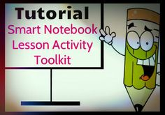 Tutorial: Create fun and interactive math lessons using smart notebook activity toolkit.