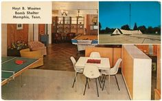 blast from the past bomb shelter - Google Search