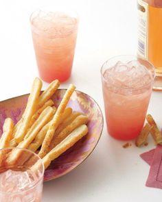 Rose Grapefruit Cocktail Recipe
