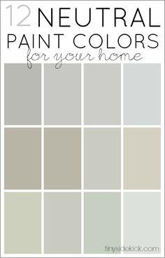 best neutral paint c
