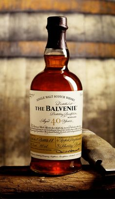 The Balvenie Forty