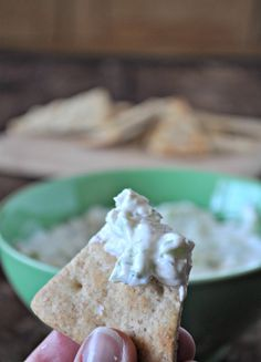 Cucumber Greek Yogurt Dip with Cucumber and Dill | mountainmamacooks.com