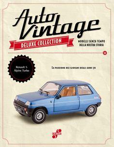 #Renault 5 Alpine Turbo (1982) #vintage #auto #collezione