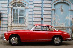 1959 Lancia Flaminia Zagato