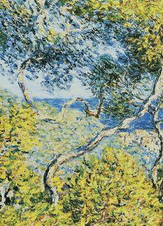 Claude Monet - Bordighera 1884