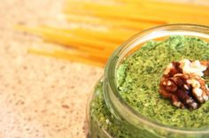 #Casa -homemade pesto