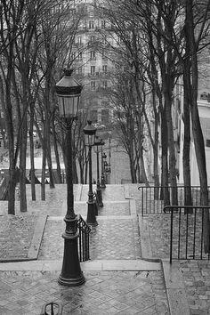Paris, by Brassai