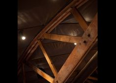 Bow Truss Ceilings at Beckett's Table - Phoenix