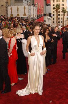 Angelina Jolie...