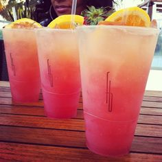 Vodka strawberry lemonade. YUM
