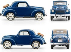Fiat 500C Topolino - Little Mouse