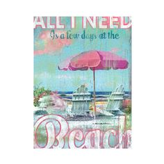 Beach Ocean Quotes Art Prints found on Polyvore