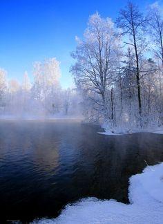 Beautiful Winter Scenes (15 photos) - My Modern Met