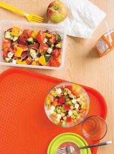 Salade de pois chiches Recettes | Ricardo