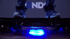It's real, and it's here! Hendo, a company founded by Jill and Greg Henderson, just revealed a fully functional hoverboard! Hoverboards has finally arrived! #technology