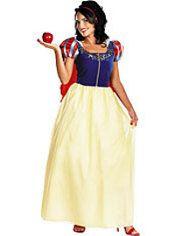 Adult Snow White Costume Deluxe, $39.99