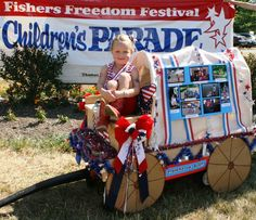 Would Your Kids Like to Be in a Parade???? | Fishers Freedom Festival