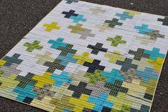 Plus quilt by City Stitches