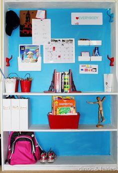 Back to School Organizing #organizing