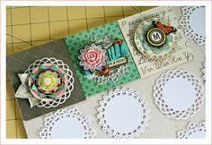 The Embellished Paper Doily: Part Three