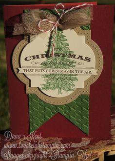 loveleigh stampin, christma card, christma tag, christmas cards, craft, tag card, card christma, card stampin, stampin up christmas