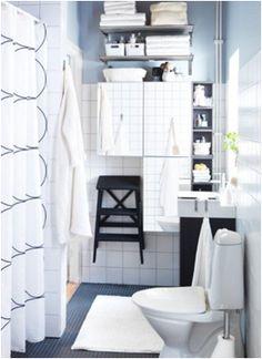 IKEA Banyo: Banyonuz için akıllı çözümler...
